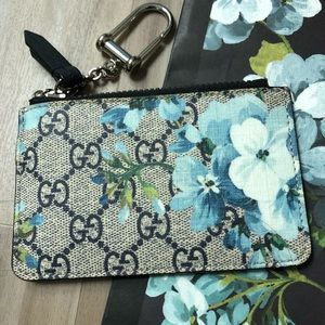 Gucci Blooms Key Case - coin pouch